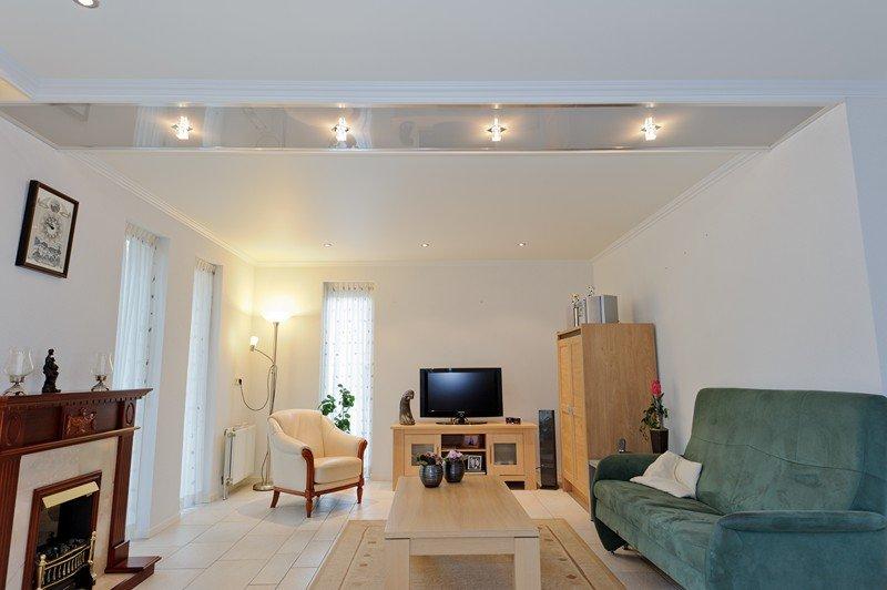 Plameco plafonds een nieuw plafond in n dag - Hoe een vierkante salon te voorzien ...