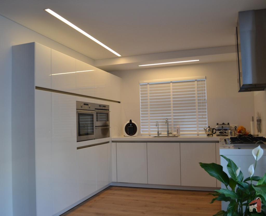 Verbouwing geleen - Design keuken plafond ...