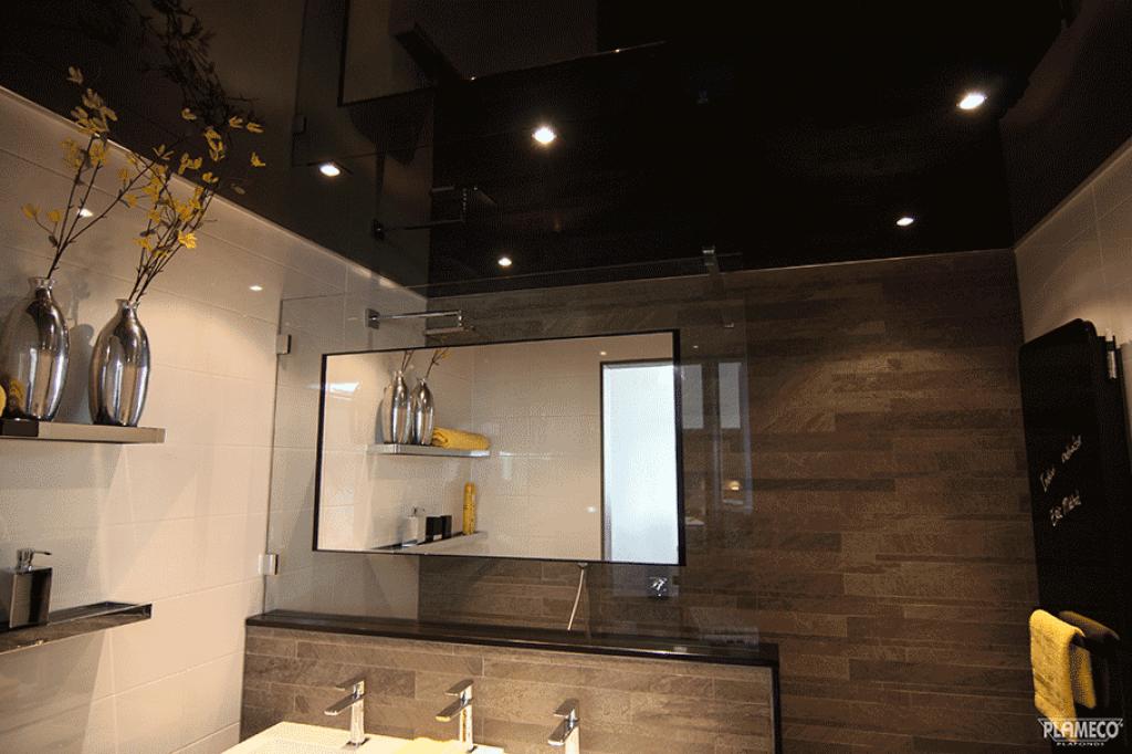 badkamer plafond: robert bailey interior design., Badkamer