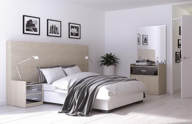 Achterwand Voor Slaapkamer : Bedmeubelen › Slaapkamerkasten ...