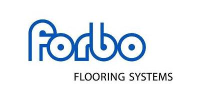 Forbo PVC vloer logo - showroom Limburg