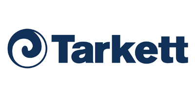 Tarkett PVC vloer logo - showroom Limburg